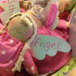 Geschenke und Deko Engel rosa