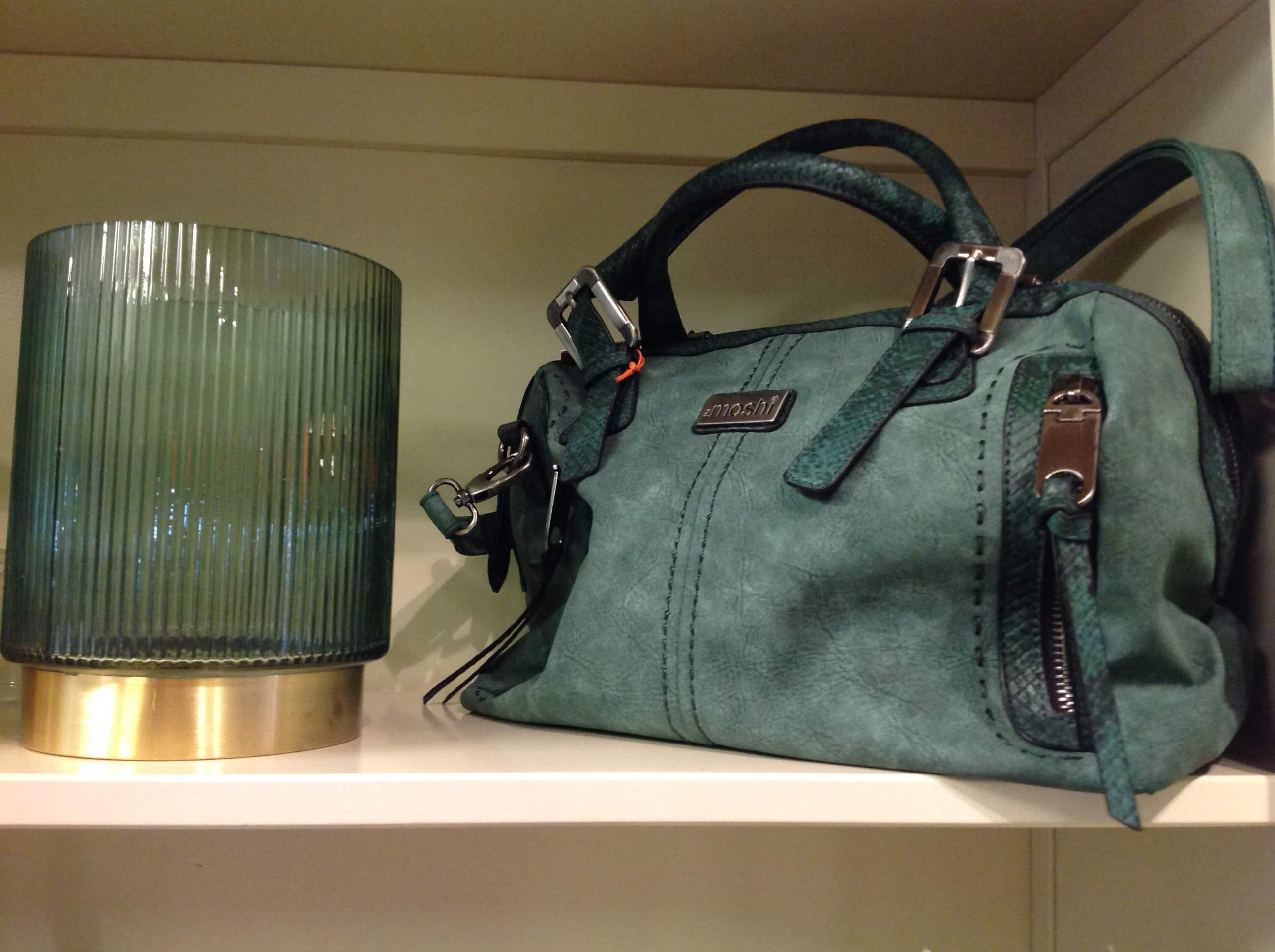 Handtasche Leder moshi